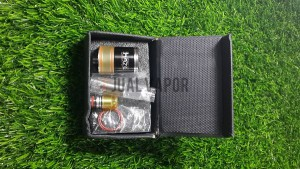 Haze Dripper RDA Clone warna hitam