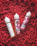 Liquid Vape Vapor Ejuice Annabella Strawberry Yoghurt 3mg 60ml