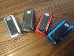 Authentic ThinkVape Thor Chrome Edition 200W Mod Gahar Firing Edan