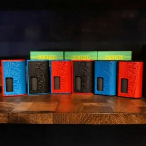 Hugo Squizer Squonk Box Mod Authentic For Advance Vapers