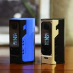 Ijoy Captain New X-3 324 Watt Authenthic Mod Gahar Ngebul Biadab