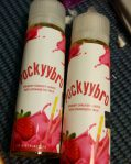 New PockyyBro Hero57 60ml 3mg Bercukai Crunchy Cracker Strawberry Milk