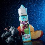 Mix Refreshing Grape Apple Juice GRAPPY 60ml 3mg Liquid Bercukai
