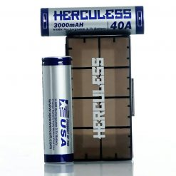 Hercules Original BATTERY AUTHENTIC 18650 3000MAH 40A