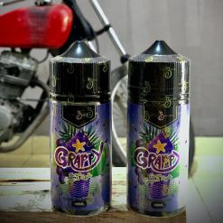 GRAPPY Refreshing Grape and Apple Juice Ukuran 100ml