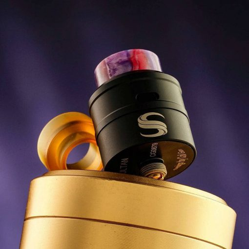 Original Authenthic Coil Gear Sultan RDA ukuran 24mm