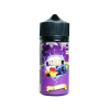Liquid Tanpa Nikotin Frozen Grape Peach ukuran 100ml