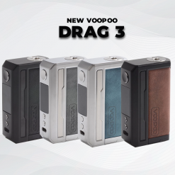 Original Asli Voopoo Drag 3 177W VW Box Mod